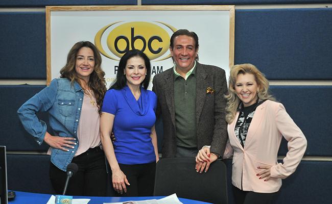 """""""Hijas de su Madre"""" de visita en ABC Radio"""