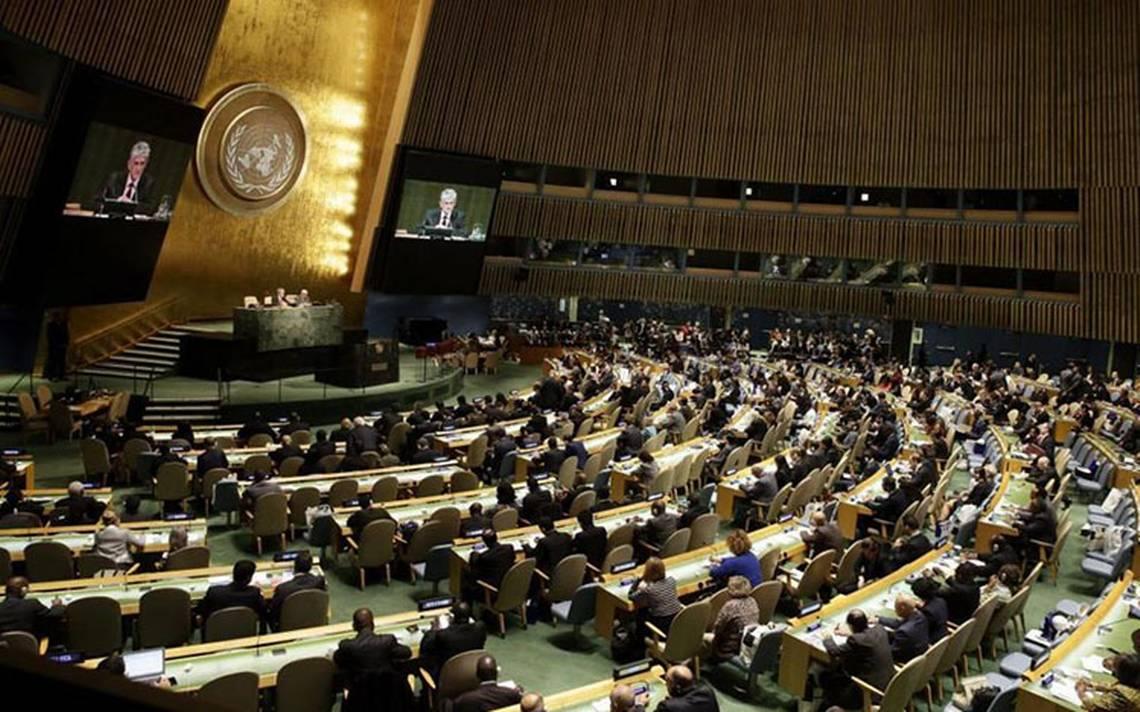 ONU sanciona a seis individuos acusados de traficar migrantes desde Libia