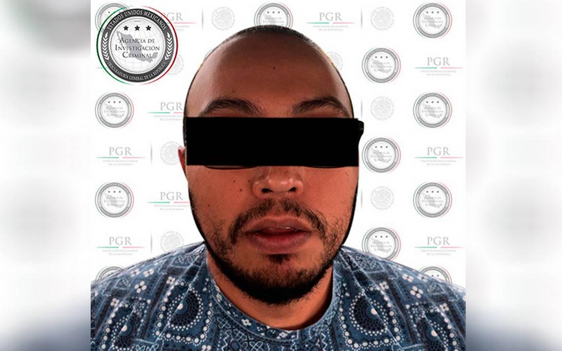 Detienen a Vito AG, presunto líder de Los Mazos