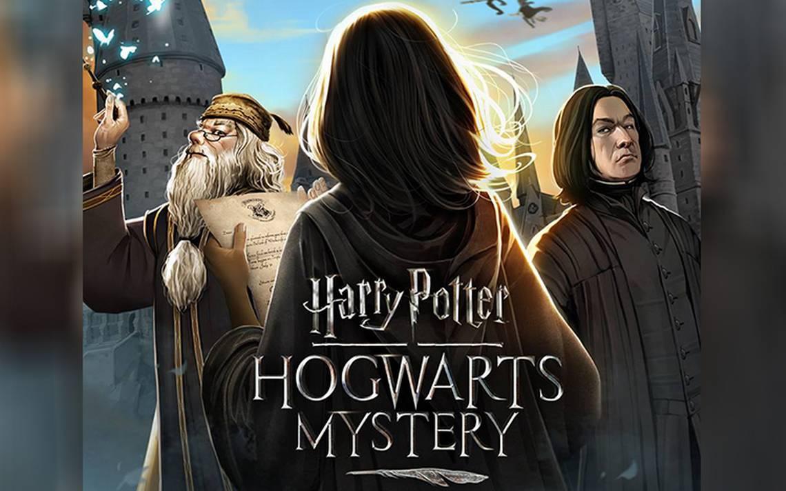 A?Potterheads! Ya estA? disponible el juego para mA?viles Harry Potter: Hogwarts Mystery