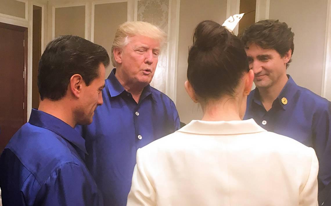 """Trudeau confirma que están """"muy cerca"""" de un acuerdo en TLCAN"""