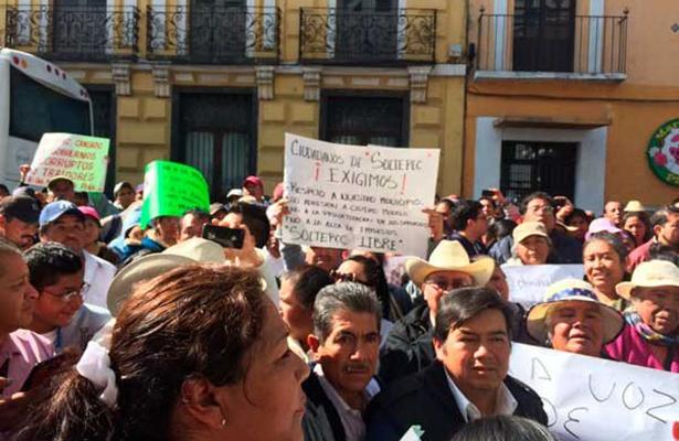 Organismo descentralizado administrará servicios en cinco municipios de Puebla