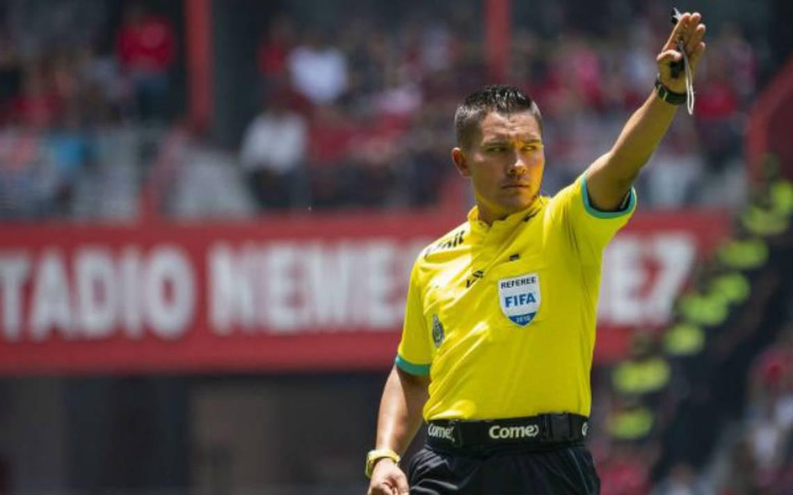 """Fernando Guerrero será el árbitro para """"ida"""" de la final de Liga MX"""