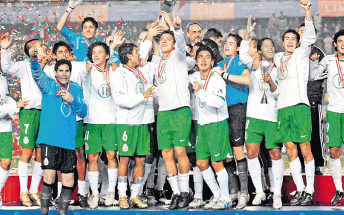 Ya son trece años desde el primer título mundialista de la Sub-17