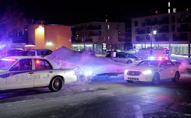 Tiroteo en mezquita de Quebec dejó seis muertos y ocho heridos