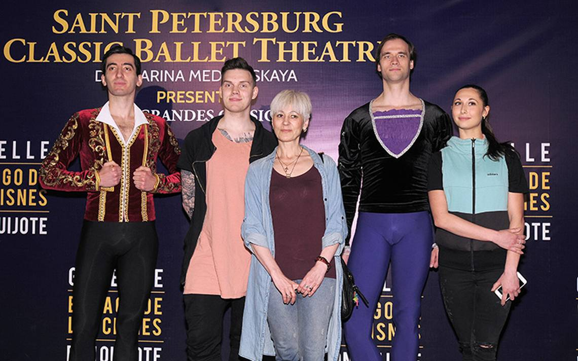 La magia del Ballet Clásico de San Petersburgo regresa a México