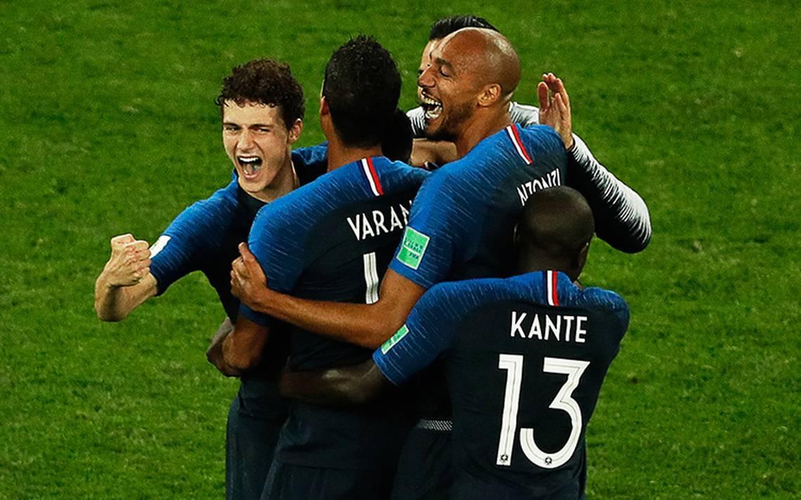 Vive Les Bleus! Francia vence a Bélgica y es el primer finalista de Rusia 2018