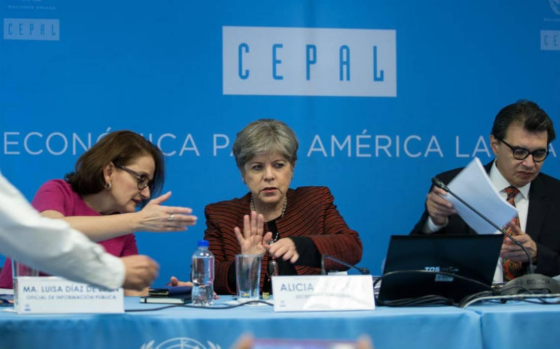 CEPAL apoya a AMLO para promover desarrollo en Centroamérica