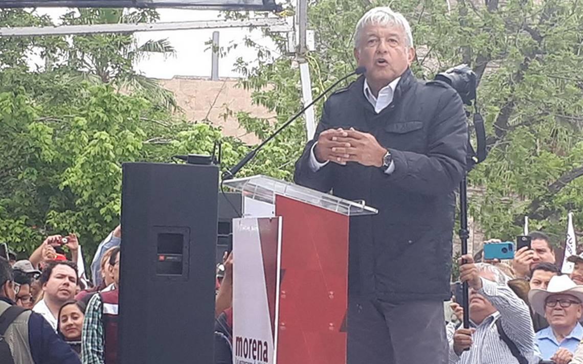 AMLO celebra diálogo del obispo de Guerrero con narcos y pide seguir su ejemplo