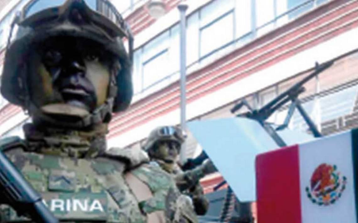 Se fortaleció infraestructura militar en sexenio de Peña Nieto