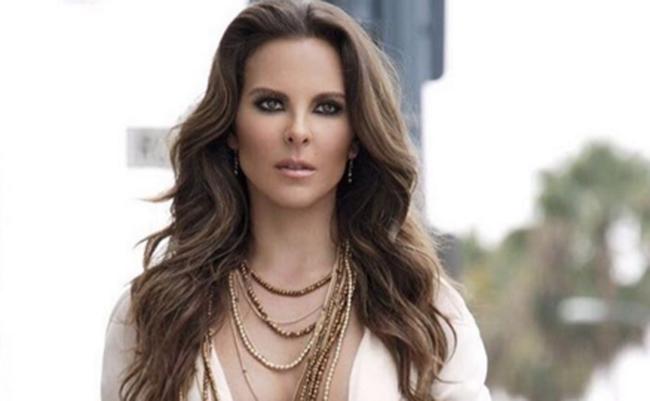 Kate del Castillo no va por gubernatura del Edomex