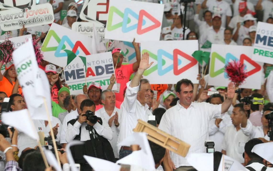 Meade pide a petroleros apostar por quienes resuelvan las necesidades energéticas del país