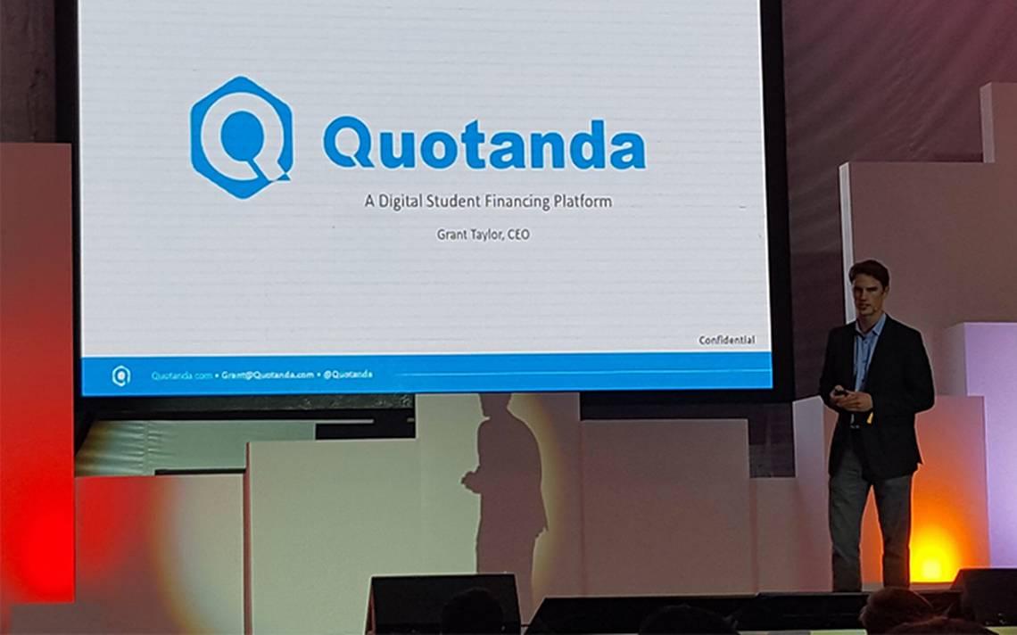 Quotanda, el proyecto más disruptivo en la primera edición de South Summit