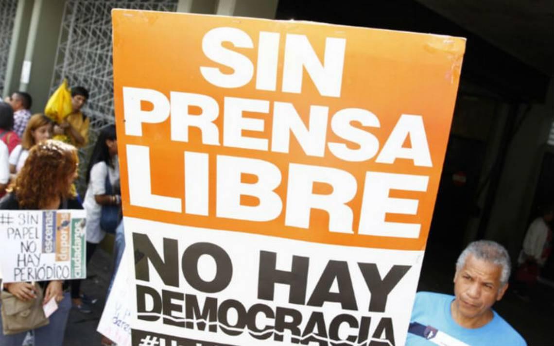 MA�xico, Cuba y Venezuela, los paA�ses que mA?s atentan contra libertad de prensa en LatinoamA�rica