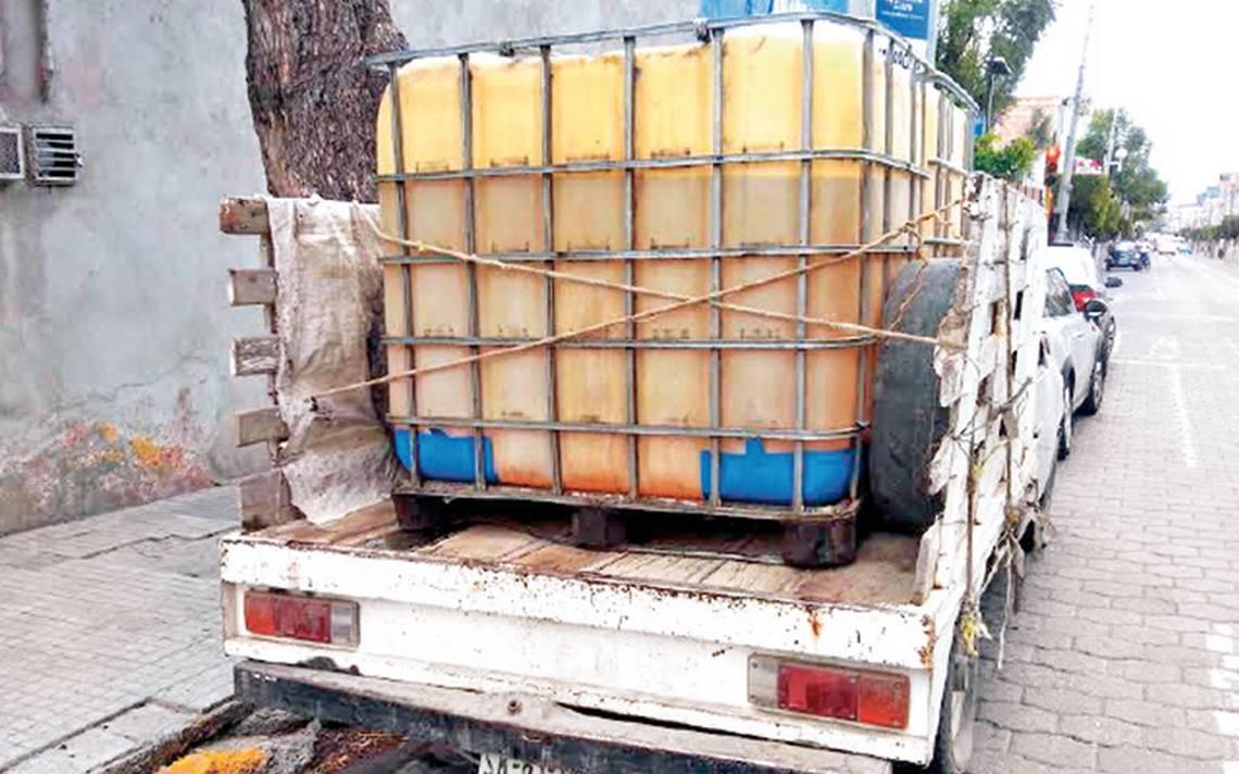 Huachicoleros ofrecen el litro en 12 pesos, denuncia el empresario gasolinero Carlos Tapia