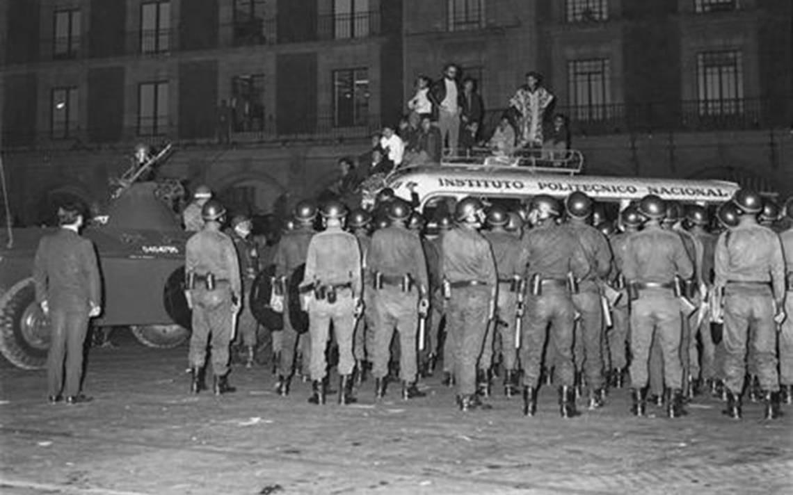 Así conmemorará el IPN los 50 años del 2 de octubre