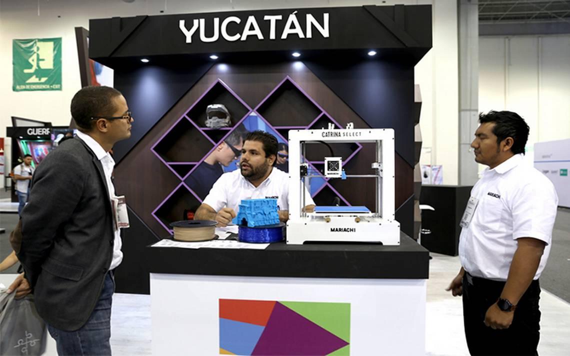 Jóvenes crean impresora 3D amigable con el ambiente