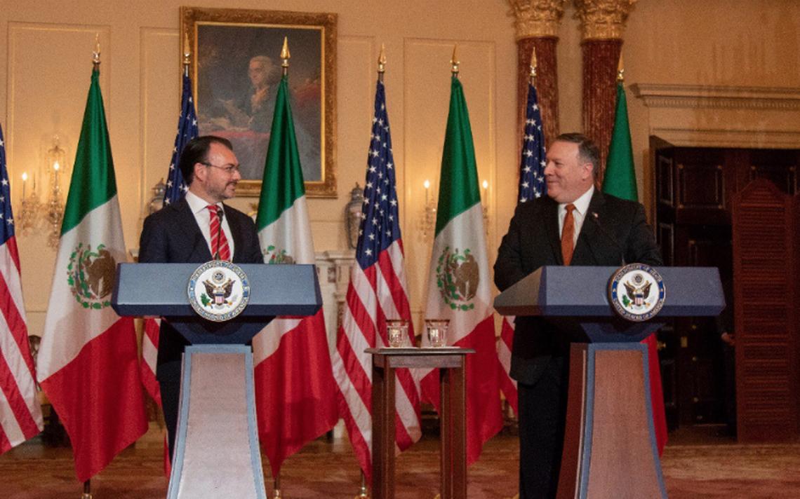 TLCAN definirá relación de México y Estados Unidos  en el mediano plazo: Videgaray