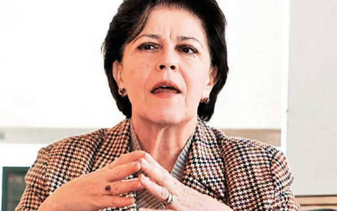 Cecilia Romero pide piso parejo para aspirantes a líder del PAN