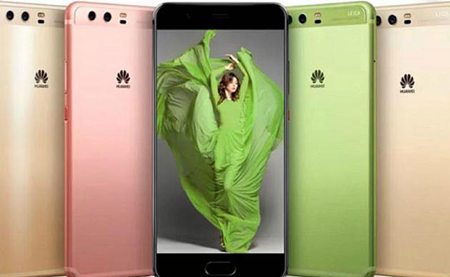 Huawei busca aprovechar vacío dejado por Samsung con nuevo teléfono inteligente