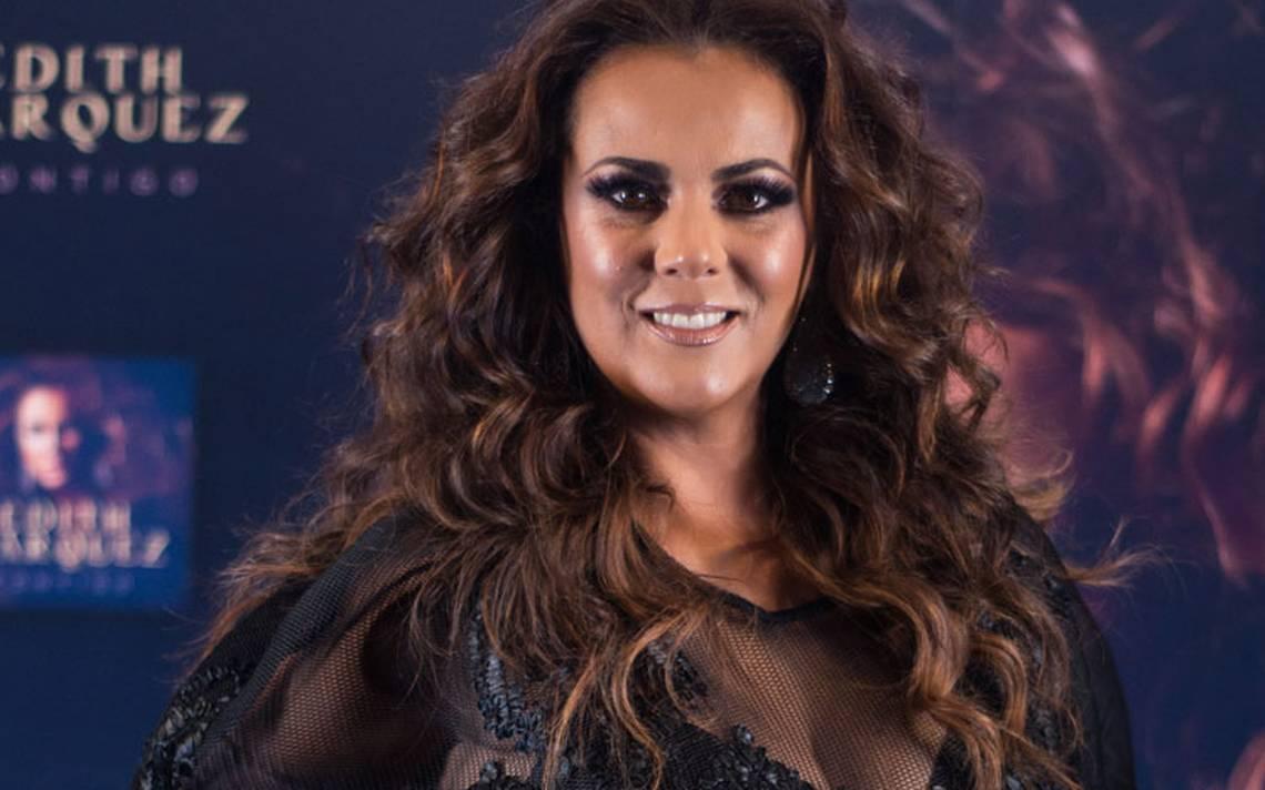 Edith Márquez vuelve con su nuevo álbum Contigo