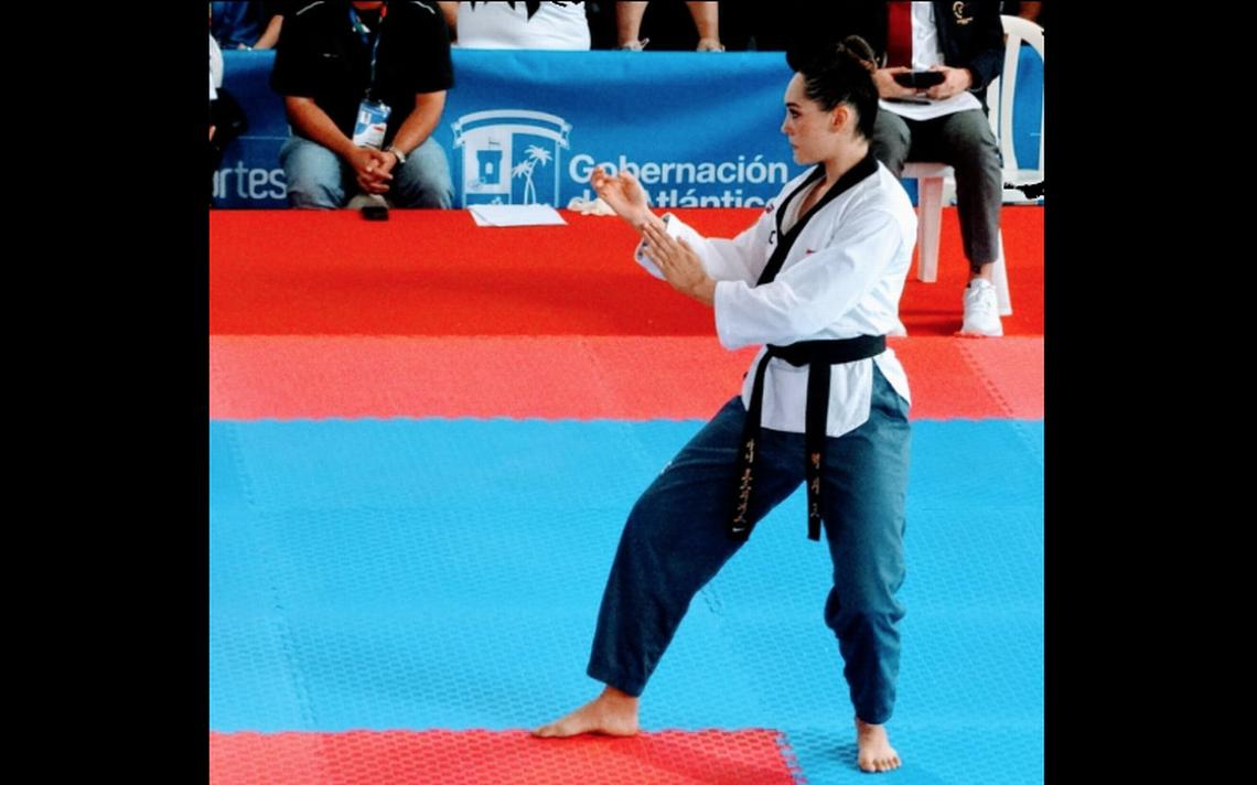 Taekwondo y  Tiro dan dos oros más a México en Barranquilla 2018