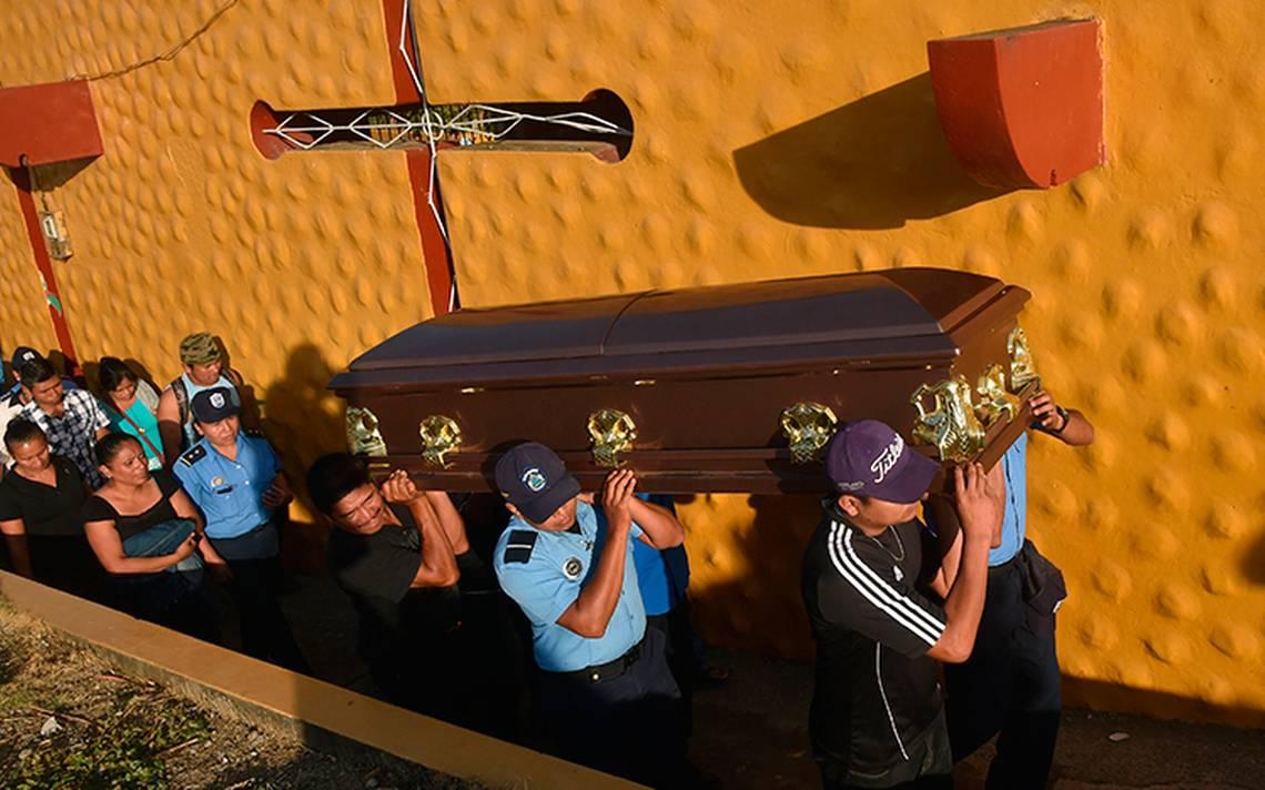 Aumenta cifra a 34 muertos en Nicaragua; autoridades alistan diA?logo
