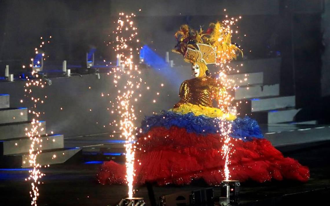 Color e identidad colombiana; así cierran los JCC de Barranquilla 2018