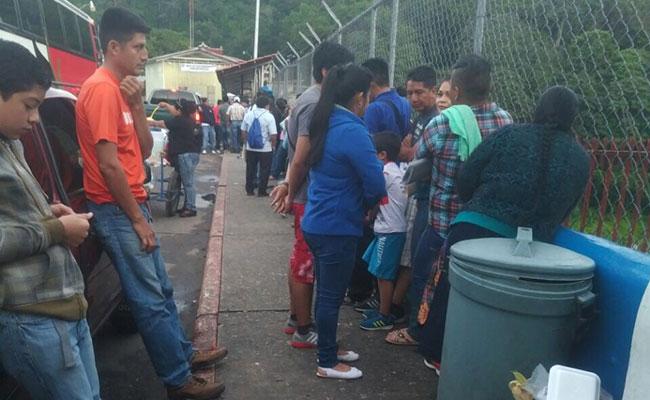 Detectan corrupción en trámites en la frontera sur