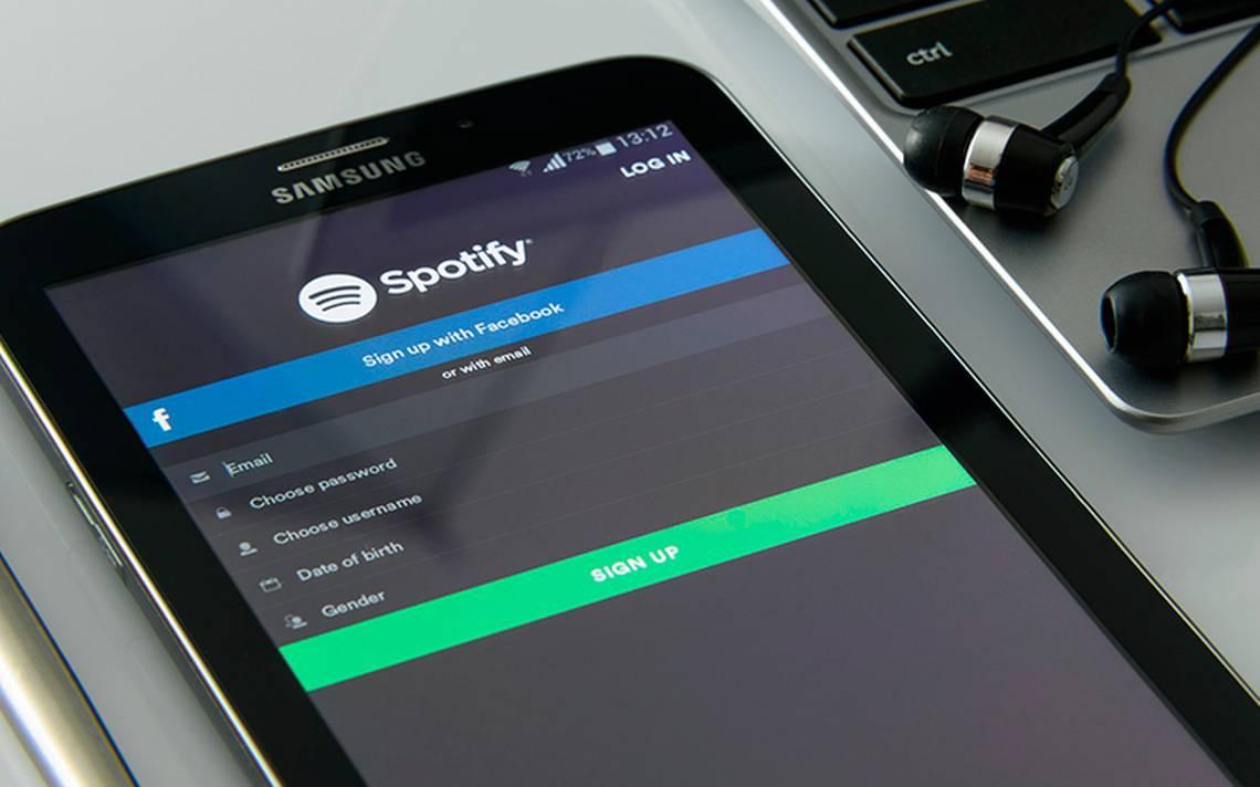 Acciones de Spotify caen 9%; incumple estimaciones de Wall Street