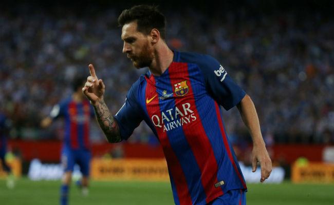 Messi, el 5 veces Balón de Oro, cumple 30 años de vida y de éxitos