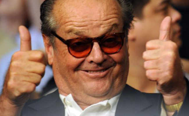 ¡Jack Nicholson regresa al cine con remake de Toni Erdmann!