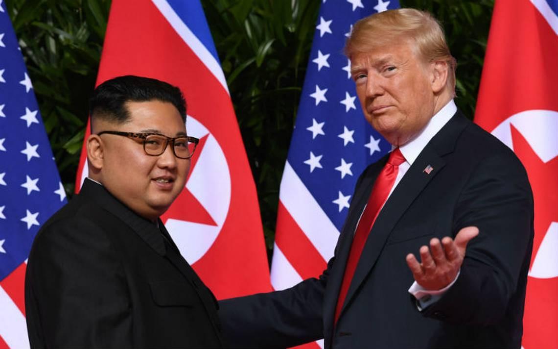 A?Trump y Kim Jong-un entre los candidatos al Nobel de la Paz?