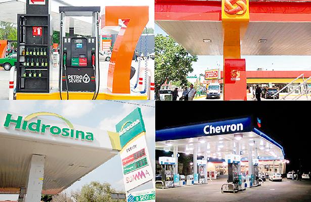 Éstas serán las gasolinerías que operarán este año