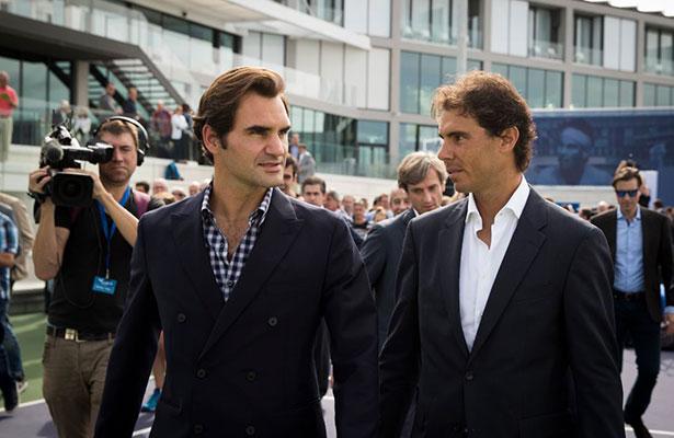 Nadal y Federer chocarían hasta la final del Masters 1000 de Miami