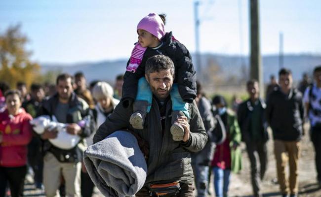 """""""Estamos en shock"""": los viajeros devueltos por decreto Trump"""