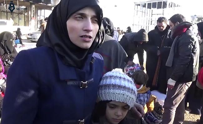 ¡Rescatan a Bana, la niña tuitera de Alepo!