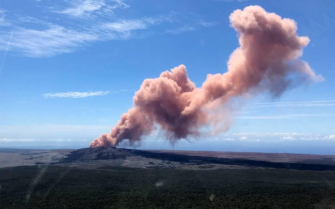 Autoridades ordenan evacuaciones en Hawai por erupciA?n del volcA?n Kilauea