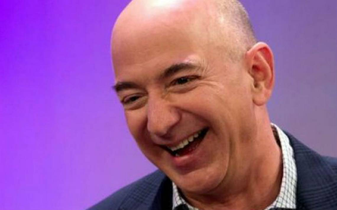 Bezos desbanca a Bill Gates como el más rico del mundo