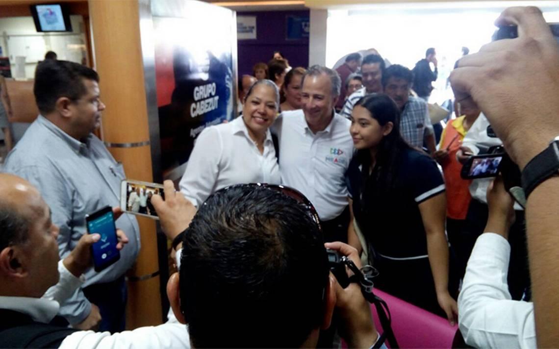 Meade llega a la Huasteca Potosina para tratar temas de economía, agricultura y seguridad