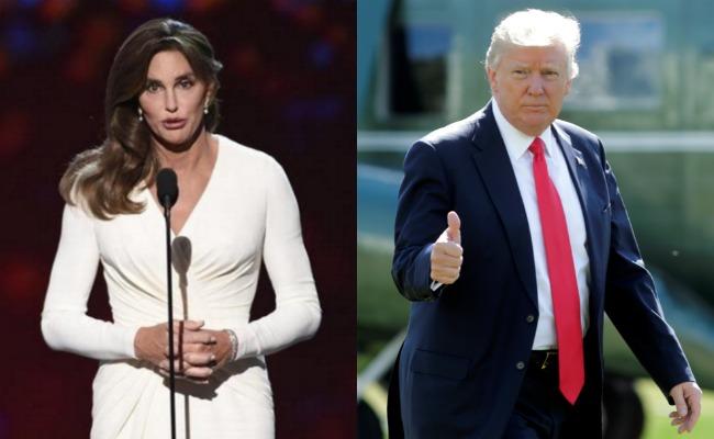 Caitlyn Jenner va contra Trump por vetar libre elección de transgéneros