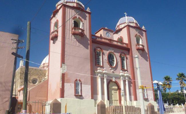 Roban campana de templo de Villa de la Paz, San Luis Potosí