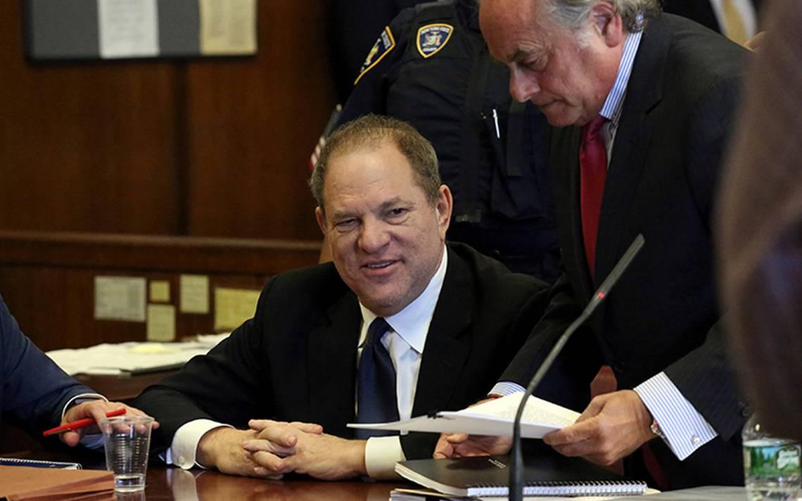 Weinstein se declara inocente de nuevos cargos de agresión sexual; seguirá libre bajo fianza