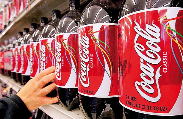 Coca Cola gana mil 182 mdd en primer trimestre del año; 20% menos que en 2016…