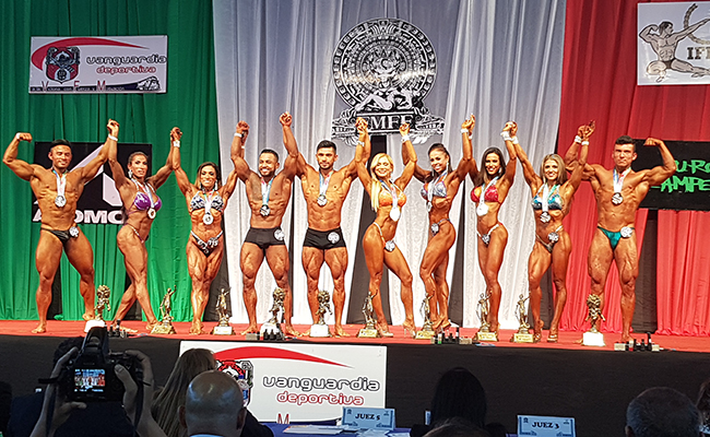 Inició el Campeonato Nacional Selectivo 2017