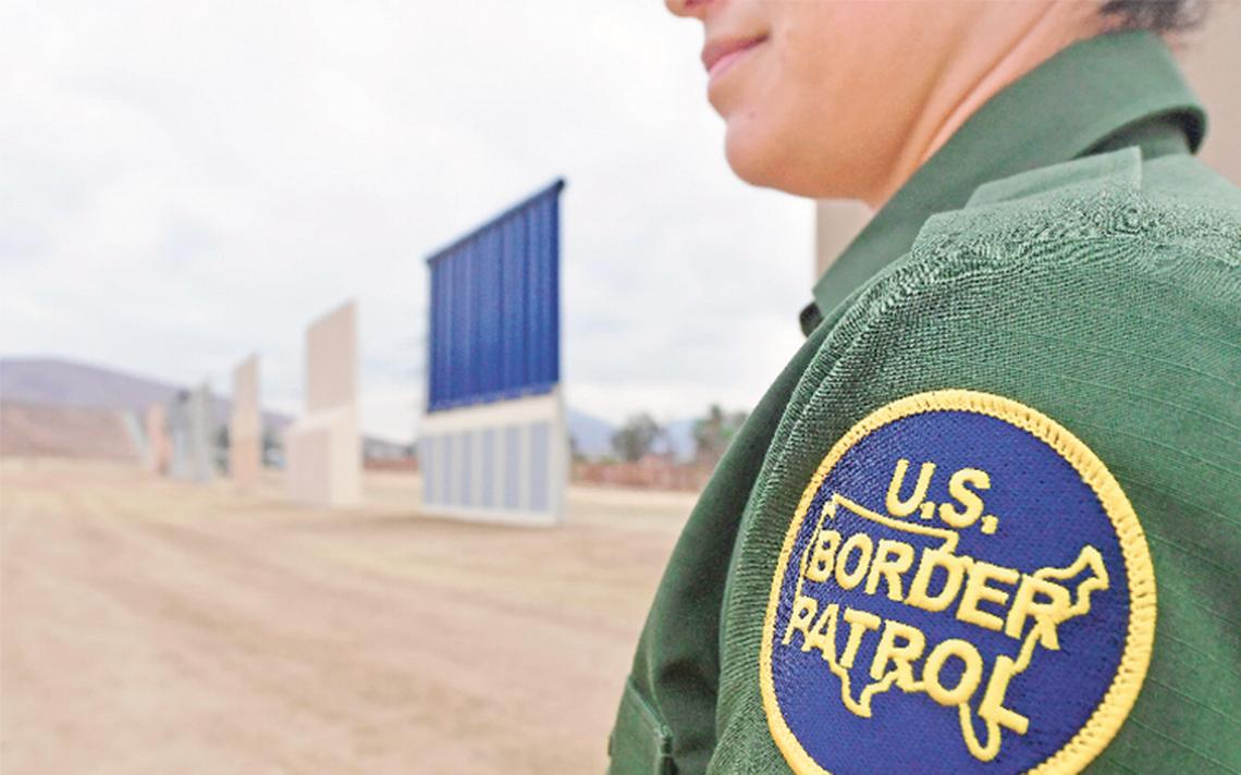 Si hay fondos para el muro, Trump daría solución temporal a dreamers