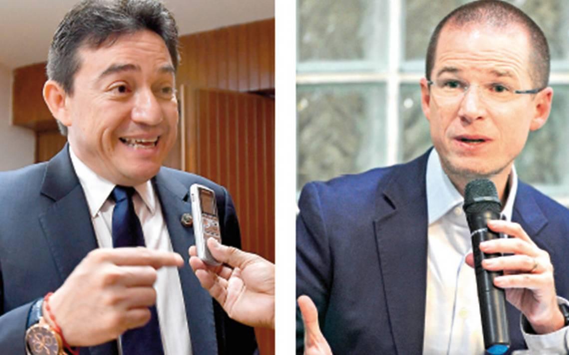 Panistas esperan que Ricardo Anaya rinda cuentas