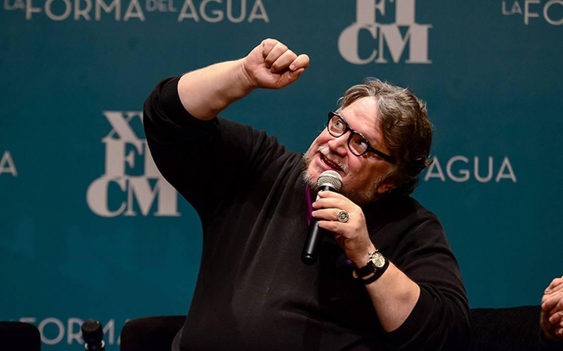 Guillermo del Toro declara su amor al cine