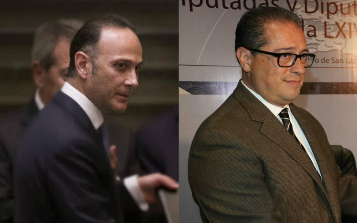 Mauricio Farah y Juan Carlos Delgadillo renuncian a la Cámara de Diputados