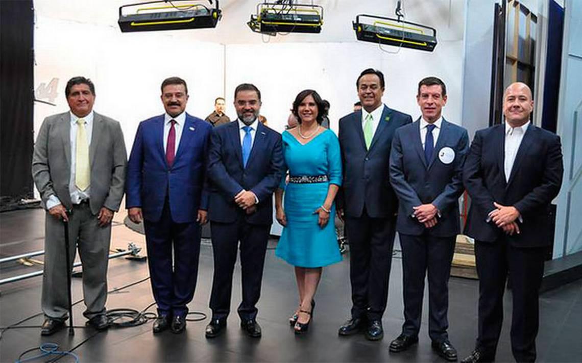 Mucho golpeteo y pocas propuestas en debate de candidatos a gobernador de Jalisco